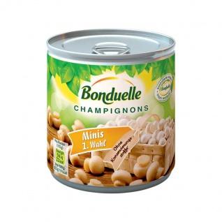Bonduelle Champignons Minis 1. Wahl Feinste Auslese 400g 6er Pack