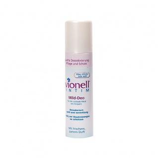 Vionell Intim Deodorant Mild mit Kamille und Avocado Öl 2er Pack