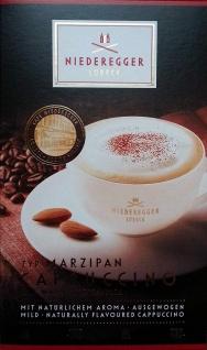 Niederegger Marzipan Geschmack Cappuccino 10 Portionsbeutel 220g