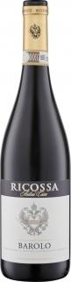 Barolo DOCG Ricossa aus Barolo Italien Rotwein trocken 750ml