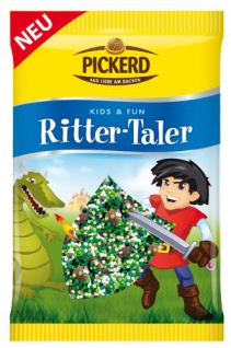 Pickerd Ritter-Taler, 6er Pack (6 x 100 g)