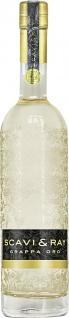 Scavi Ray Grappa Oro Spirituose Italien Flasche Inhalt 700 ml