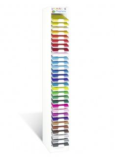 Fotokartonblock DIN A3 10 Farben sortiert