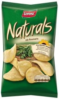 Bahlsen Naturals mit Rosmarin