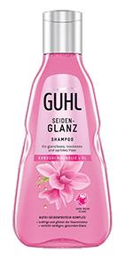 Guhl Seiden Glanz Shampoo, 4er Pack (4 x 250 ml)