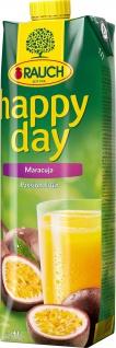 Rauch Happy Day Maracujafruchtsaftkonzentrat 1000ml 12er Pack