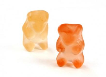 Fruchtgummi Schampus Bären mit Schaumwein Geschmack ohne Alkohol 1000g