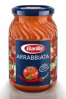Barilla Sauce Arrabbiata, 353 g