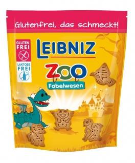 Bahlsen Leibniz Zoo Fabelwesen Gluten und Laktosefrei 100g