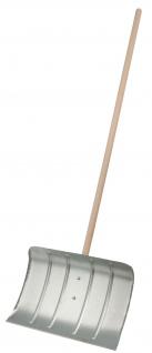 Schneeschieber Alu 50 cm ohne Kante