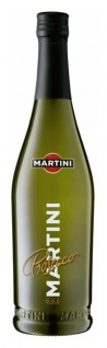 Martini Prosecco Spumante trocken 10, 5% Vol. aus Italien 750ml 6er Pack