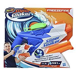 Super Soaker FreezeFire 2.0