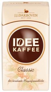Idee Kaffee Classic gemahlen 500g