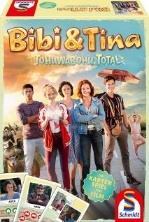 Spiel Tohuwabohu Bibi Tina