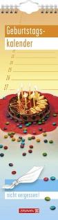 Brunnen Geburtstagskalender damit kein Geburtstag vergessen wird