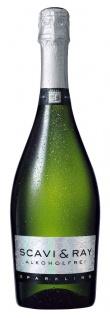 Scavi & Ray Sparkling White Perlwein aus Italien alkoholfrei 750ml