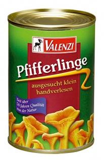 Valenzi - Pfifferlinge - 400g/225g