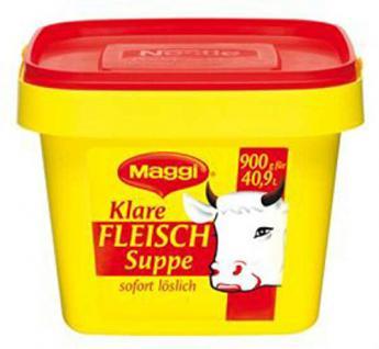 Klare Fleischsuppe, 1er Pack (1 x 900 g)