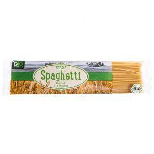 Bio Zentrale Dinkel Spaghetti Teigwaren aus Dinkelmehl Dinkel 250g