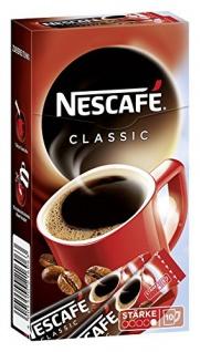 Nescafe Classic Tassenpackungen 10 x 2g