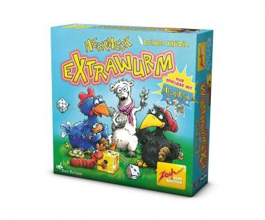 Spiel Heckmeck Extrawurm