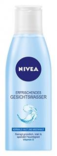 Nivea Gesichtswasser Erfrischend Gesichtsreinigung mit Vitamin E 200ml - Vorschau