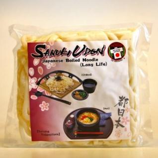 Miyako - Sanuki Udon Japanese Boiled Noodle - 200g