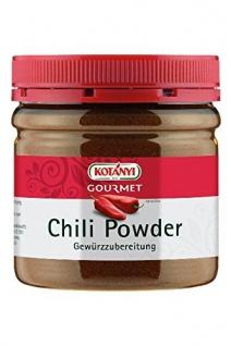 Kotanyi Chili Powder 400ccm Dose