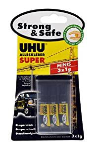 UHU Alleskleber Super Strong Safe