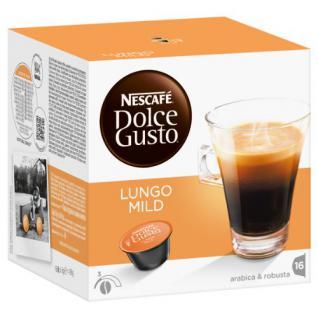 Nescafé Kaffee Dolce Gusto Caffè Lungo Mild