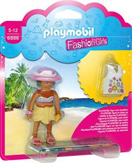PLAYMOBIL 6886 - Fashion Girl - Beach
