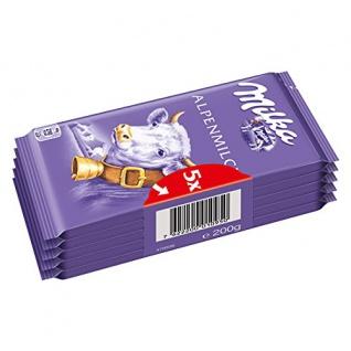 Mondelez Milka Alpenmilch Die Kleine 5er Pack
