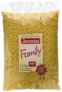 Jeremias Gabelspaghetti Family Frischei kochstabile Nudeln 2500g