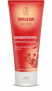 Weleda Dusche Granatapfel Schönheitsdusche und Naturkosmetik 200ml 2er Pack