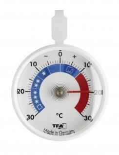 Kuehlthermometer rund