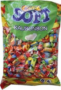 Cool Soft Kaubonbons Gelatinefrei! 1000g