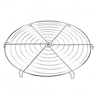 Tortenkühler, 32 cm, verzinnt