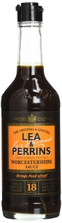 Lea und Perrins Worcestershire Sauce traditionelle Würzsauce 290 ml