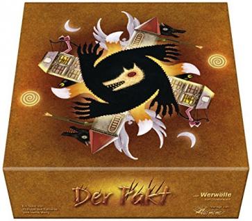 Asmodee 002361 - Die Werwölfe- Der Pakt
