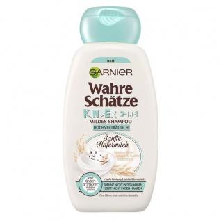 Garnier Wahre Schätze Kinder Shampoo Hafermilch Hochverträglich 250ml