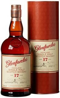 Glenfarclas 17 Years Old mit Geschenkverpackung Whisky (1 x 0.7 l)