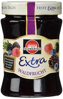 Schwartau Extra Waldfrucht, 10er Pack