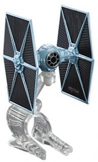 Hot Wheels Star Wars: Starship Blue TIE Fighter Vehicle