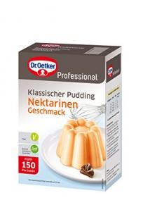 Dr. Oetker Pudding Nektarinen-Geschmack 1 kg, 1er Pack