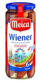 Meica Wiener-Würstchen (250g)