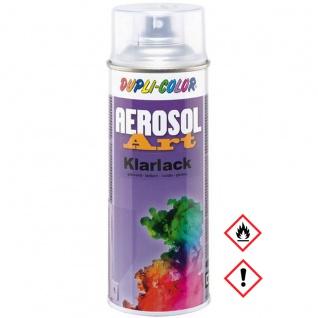 Motip Dupli Color Lackspray Aerosol Acryl Klarlack glänzend 400ml