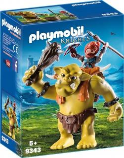 Playmobil Riesentroll
