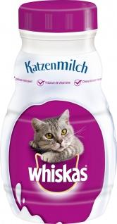 Whiskas Katzenmilch Ergänzungsfuttermittel laktosereduziert 200g