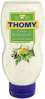 Thomy Creme-Remoulade, 8er Pack (8 x 225 ml)