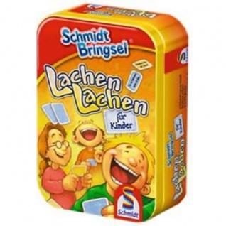 Schmidtbringsel Lachen Lachen für Kinder in praktischer Metalldose